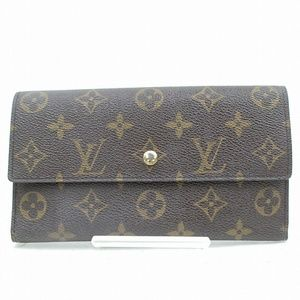 Louis Vuitton Portefeuille Tresor Long walle 11331